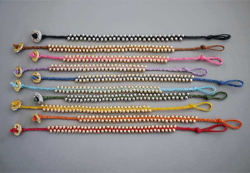 плетение бисером браслетов для